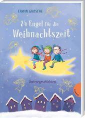 24 Engel für die Weihnachtszeit Cover