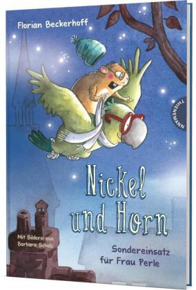 Nickel und Horn: Sondereinsatz für Frau Perle