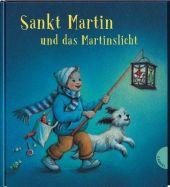 Sankt Martin und das Martinslicht Cover