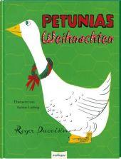Petunias Weihnachten Cover