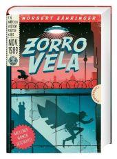 Zorro Vela Cover