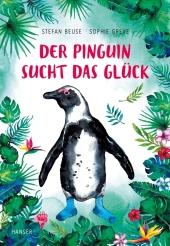 Der Pinguin sucht das Glück Cover