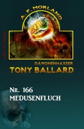 Medusenfluch Tony Ballard Nr. 166