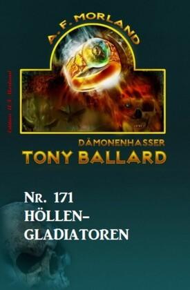 Höllen-Gladiatoren Tony Ballard Nr. 171