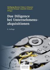 Due Diligence bei Unternehmensakquisitionen.