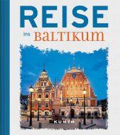 Reise ins Baltikum Cover