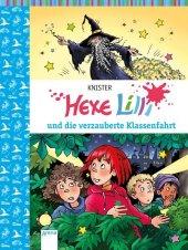 Hexe Lilli und die verzauberte Klassenfahrt Cover