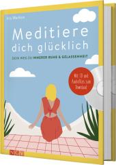 Meditiere dich glücklich Cover