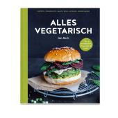 Alles vegetarisch - Das Buch Cover