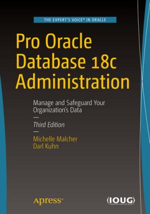 Pro Oracle Database 18c Administration