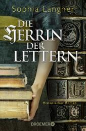 Die Herrin der Lettern Cover