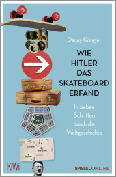 Wie Hitler das Skateboard erfand Cover