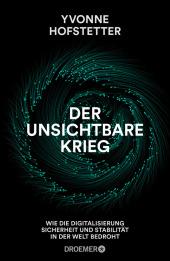 Der unsichtbare Krieg Cover