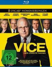Vice - Der zweite Mann, 1 Blu-ray