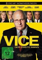 Vice - Der zweite Mann, 1 DVD Cover