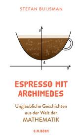 Espresso mit Archimedes Cover