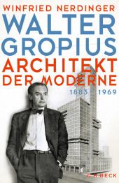 Walter Gropius Cover