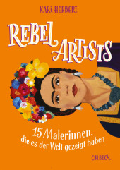 Rebel Artists Cover