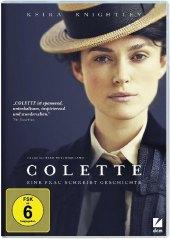 Colette, 1 DVD Cover