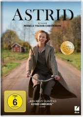 Astrid, 1 DVD Cover