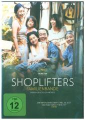 Shoplifters - Familienbande, 1 DVD Cover