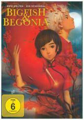 Big Fish & Begonia - Zwei Welten - Ein Schicksal, 1 DVD Cover