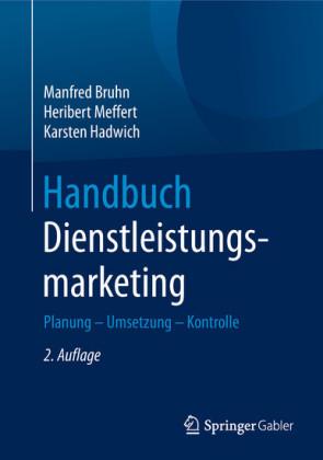 Handbuch Dienstleistungsmarketing