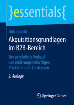 Akquisitionsgrundlagen im B2B-Bereich