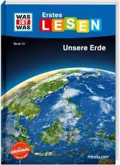 Was ist was Erstes Lesen: Unsere Erde Cover