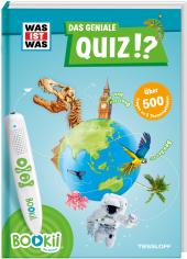 BOOKii Was ist was - Das geniale Quiz!? Cover