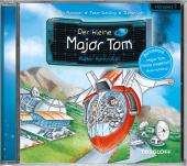 Der kleine Major Tom - Außer Kontrolle, 1 Audio-CD