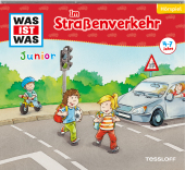 Im Straßenverkehr, 1 Audio-CD Cover