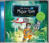 Der kleine Major Tom Hörspiel 8. Verloren im Regenwald, 1 Audio-CD