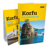 ADAC Reiseführer plus Korfu Cover
