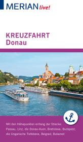 MERIAN live! Reiseführer Kreuzfahrt Donau Cover