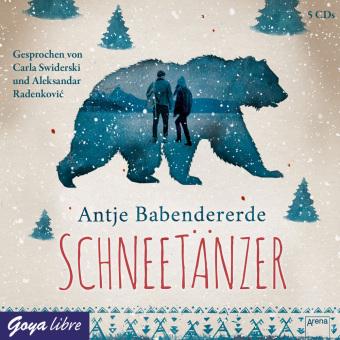 Schneetänzer, 5 Audio-CDs