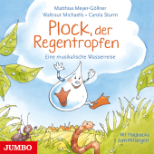 Plock, der Regentropfen, 1 Audio-CD Cover