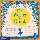 Fünf Wörter für Glück, 6 Audio-CDs Cover