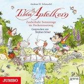 Tilda Apfelkern - Zauberhafte Sonnentage im Heckenrosenweg, 1 Audio-CD Cover