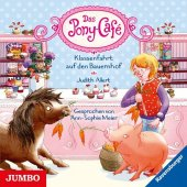 Das Pony-Café - Klassenfahrt auf den Bauernhof, 1 Audio-CD