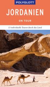 POLYGLOTT on tour Reiseführer Jordanien Cover