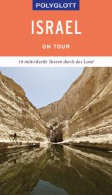 POLYGLOTT on tour Reiseführer Israel Cover