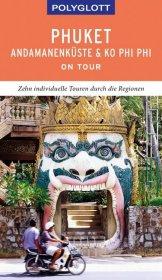 POLYGLOTT on tour Reiseführer Phuket, Andamanenküste, Ko Phi Phi Cover