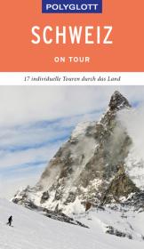 POLYGLOTT on tour Reiseführer Schweiz Cover