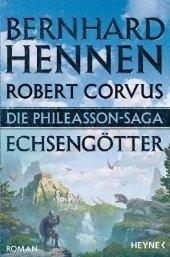 Die Phileasson-Saga - Echsengötter Cover
