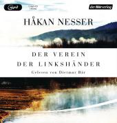 Der Verein der Linkshänder, 1 MP3-CD Cover