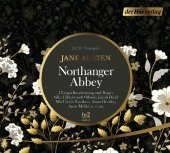 Northanger Abbey, 2 Audio-CDs Cover