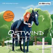 Ostwind. Das Turnier & Weihnachten auf Kaltenbach, 1 Audio-CD Cover
