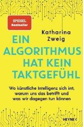 Ein Algorithmus hat kein Taktgefühl Cover