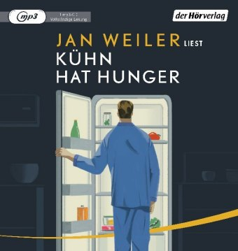 Kühn hat Hunger, 1 MP3-CD
